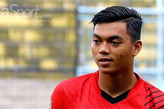 Zalnando Makin Baik Bermain Di Persib Bandung