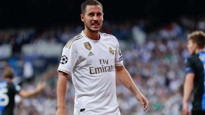 Eden Hazard Rindu Kepada Chelsea
