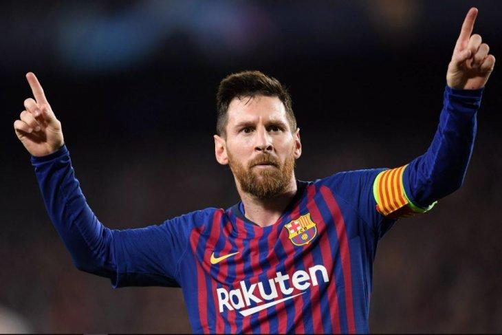 Inter Milan vs Barcelona , Messi Tidak ikut Bermain?