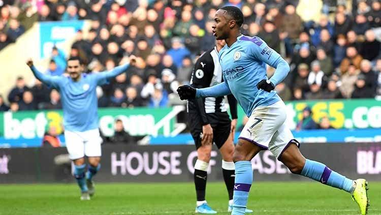 Hasil Pertandingan Newcastle United vs Manchester City: Skor 2-2