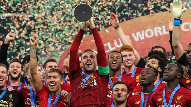 Liverpool Juara Dunia Antar Club