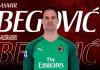 AC Milan Resmi Datangkan Asmir Begovic dari Bournemouth