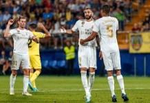 Real Madrid Tanpa Gareth Bale dan Karim Benzema di Piala Super Spanyol