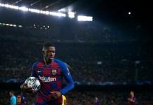 Barcelona Konfirmasi Cedera untuk Ousmane Dembele