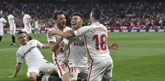 Sevilla vs AS Roma Liga Eropa