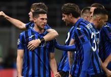 klub mengejutkan atalanta