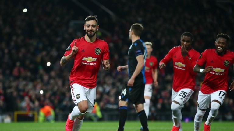 Mantan Pemain Manchester United Anggap Bruno Fernandes Sama Seperti Eric Cantona
