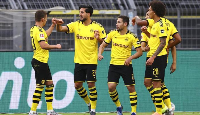 Prediksi Bola: Fortuna Dusseldorf vs Borussia Dortmund – 13 Juni 2020