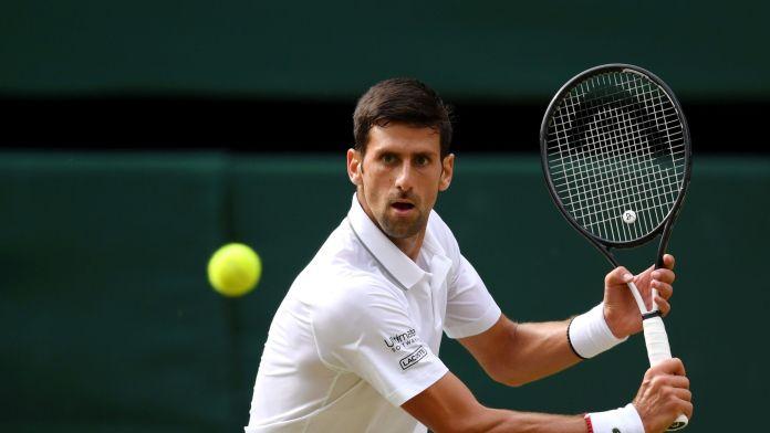 Novak Djokovic Ragu untuk Ikut dalam Kompetisi US Open