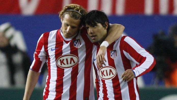 Diego Forlan Berharap Sergio Aguero Kembali ke La Liga