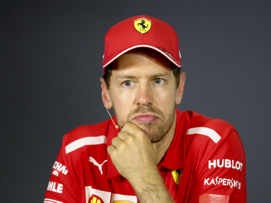 Sebastian Vettel Disarankan oleh Bos Ferrari untuk Rehat Sejenak dari F1