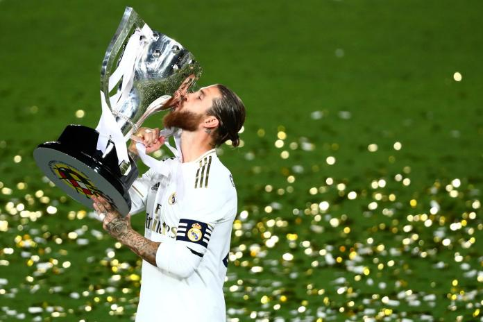 Dua Gol Benzema Membawa Real Madrid Meraih Juara La Liga 2019/20