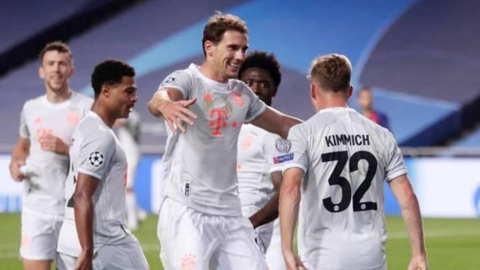 Hasil Pertandingan Bayern Munchen Diperingatkan Franz Beckenbauer Sebelum Melawan PSG vs Bayern Munchen, Pesta Gol Bayern Munchen ke Gawang Barcelona