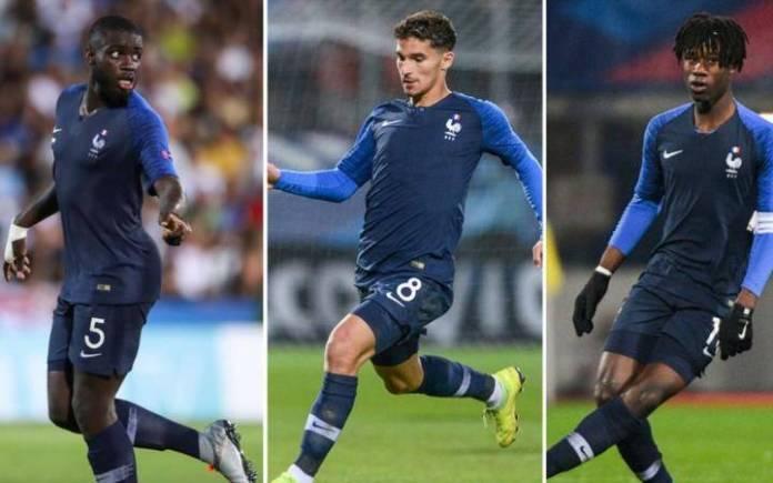 Panggil Dayot Upamecano, Houssem Aouar dan Eduardo Camavinga, Begini Alasan Didier Deschamps!