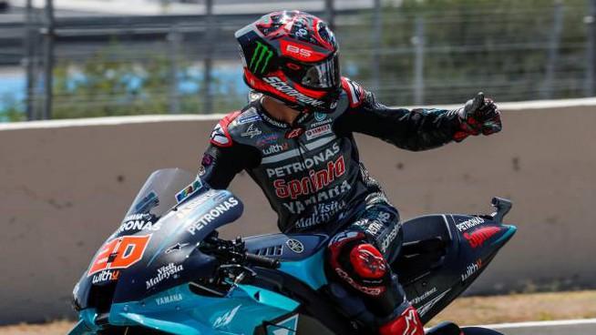 Hasil MotoGP: Valentino Rossi Gagal Raih Podium ke-200, Quartararo Terdepak dari 3 Besar