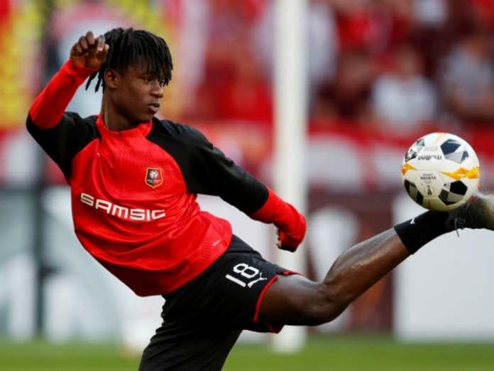 Eduardo Camavinga Masih Berkeinginan Memperkuat Rennes Musim Depan