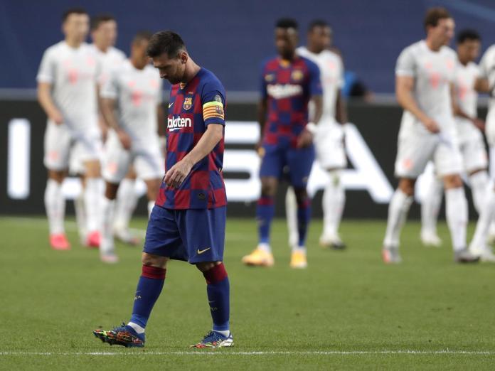Lionel Messi Berkeinginan Hengkang dari Barcelona pada Jendela Transfer Musim Panas 2020