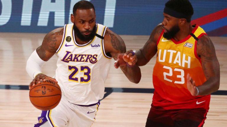 LA Lakers Kunci Posisi Pertama di Wilayah Barat NBA