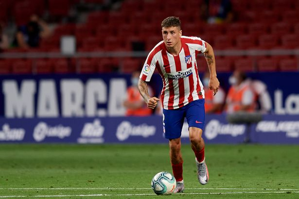 Manchester City Berikan Penawaran kepada Atletico Madrid untuk Membawa Jose Gimenez
