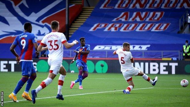 Hasil Pertandingan Crystal Palace vs Southampton, Kemenangan Perdana The Eagles Musim 2020/21!