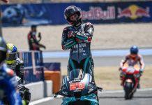 Valentino Rossi Gagal Raih Podium Ke-200 Setelah Jatuh di GP Catalunya