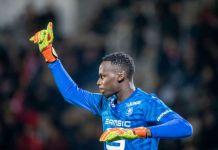 Rennes Menyetujui Transfer Edouard Mendy ke Chelsea