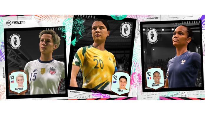 FIFA 21: 3 Pemain Timnas Wanita Amerika Serikat Memiliki Rating 90