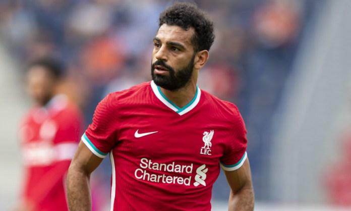 Mohammed Salah Samakan Rekor Teddy Sheringham di Premier League