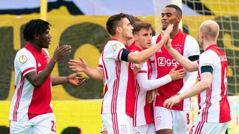 Ajax Amsterdam Cetak Rekor Setelah Menang 13-0 Atas VVV Venlo