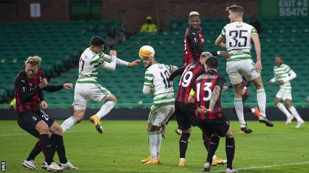 Celtic vs AC Milan (1-3), Rossoneri Samai Rekor 56 Tahun Lalu