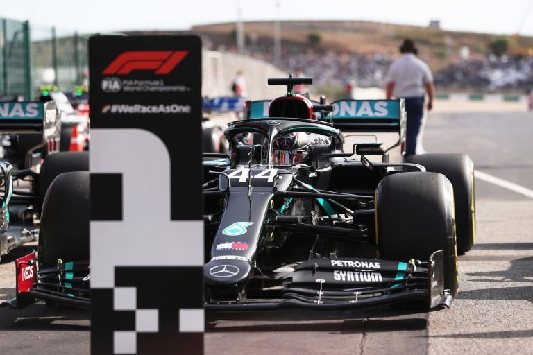 Lewis Hamilton Pecahkan Rekor Kemenangan Terbanyak Sepanjang Masa F1