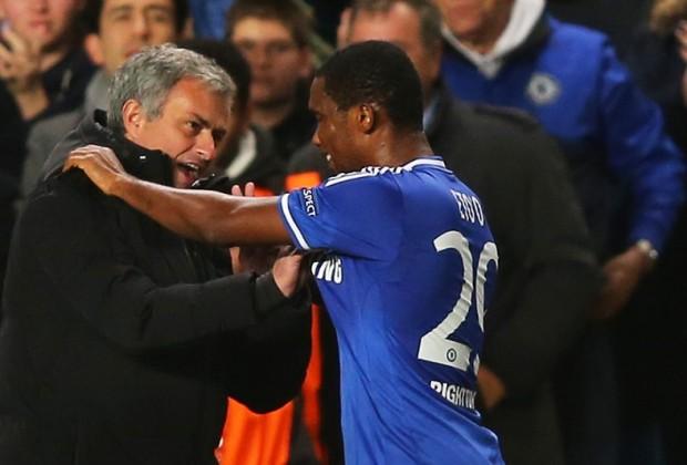 Samuel Eto'o: Mourinho Adalah Pelatih yang Spesial