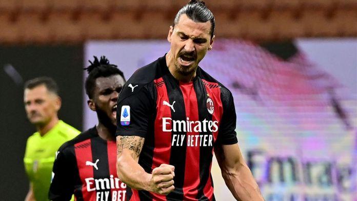 Zlatan Ibrahimovic Resmi Perpanjang Kontrak di AC Milan Sampai Tahun 2022!