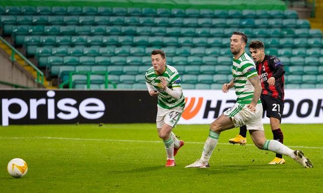 Celtic Vs Ac Milan 1 3 Rossoneri Samai Rekor 56 Tahun Lalu Cerita Bola