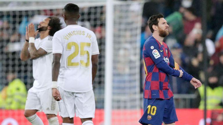 Barcelona vs Real Madrid: 3 Duel Kunci di Camp Nou