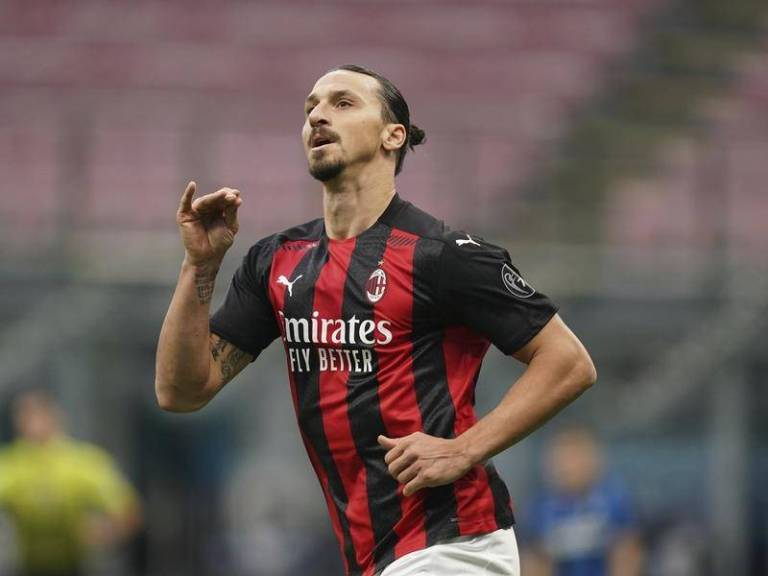 Hasil Inter vs Milan (1-2), Brace Ibrahimovic Curi Poin Penuh dari Rival Sekota