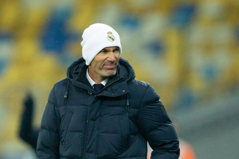Zinedine Zidane: Kami Tidak Berpikir Sama Sekali Tentang Europa League