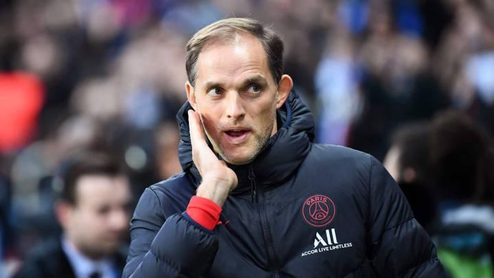 Thomas Tuchel Yakin PSG Akan Tetap Menjuarai Ligue 1 Musim Ini