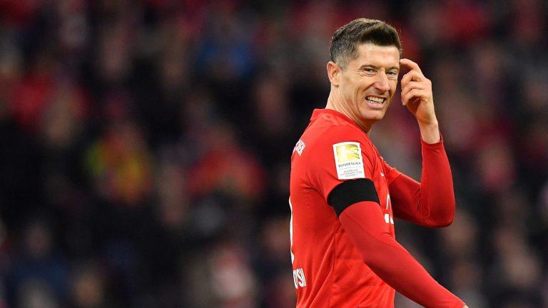 Robert Lewandowski Mengaku Pernah Hampir Bergabung Manchester United