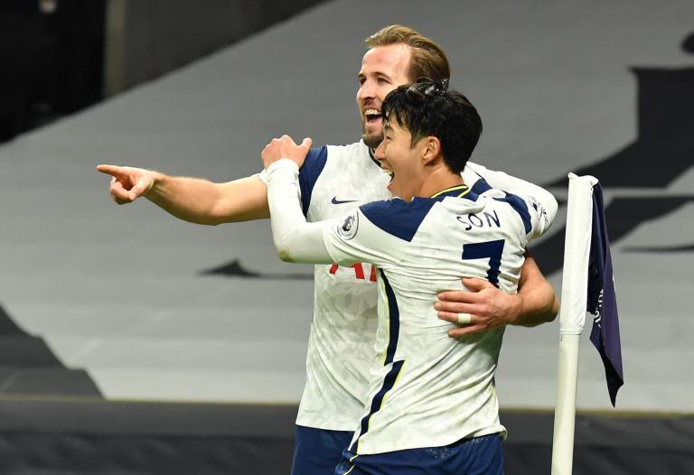 Berkat Harry Kane dan Son Heung-Min, Tottenham Menang 2-0 Atas Arsenal