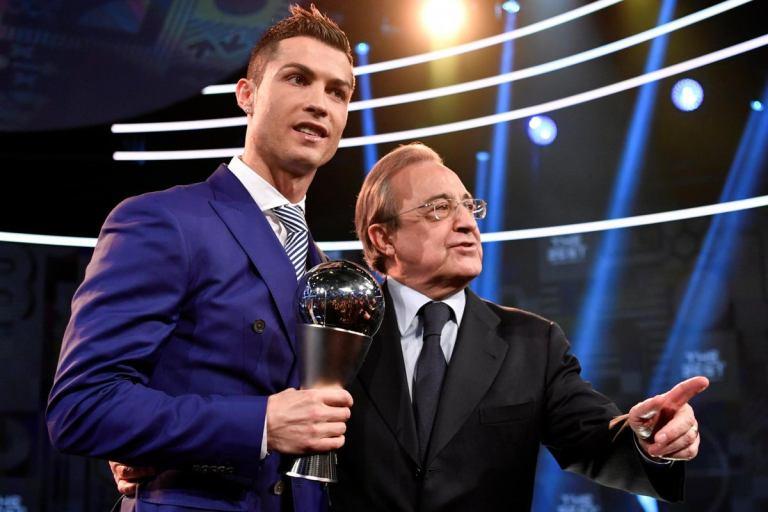 Florentino Perez Ungkap Alasan Mengapa Cristiano Ronaldo Hengkang dari Real Madrid