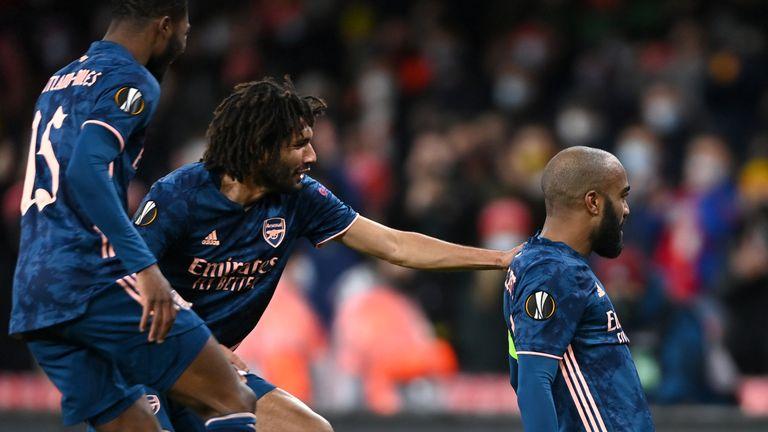Arsenal Perpanjang Rekor Tak Terkalahkan setelah Bantai Rapid Wien 4-1