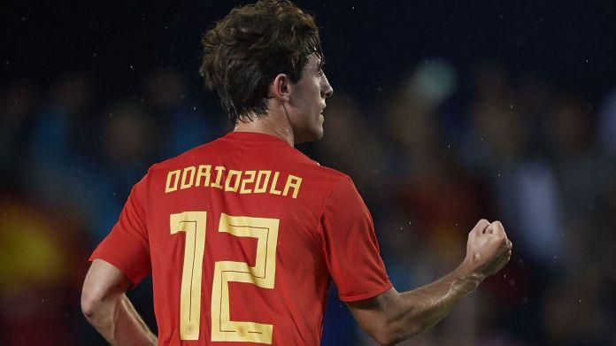 Fiorentina Tertarik Pinjam Alvaro Odriozola dari Real Madrid