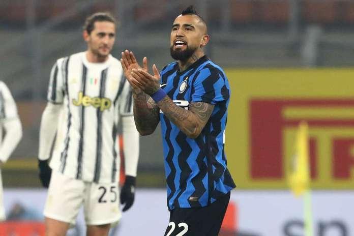 Legenda Inter Milan Yakin Arturo Vidal Jadi Pemain Kunci Antonio Conte untuk Raih Scudetto
