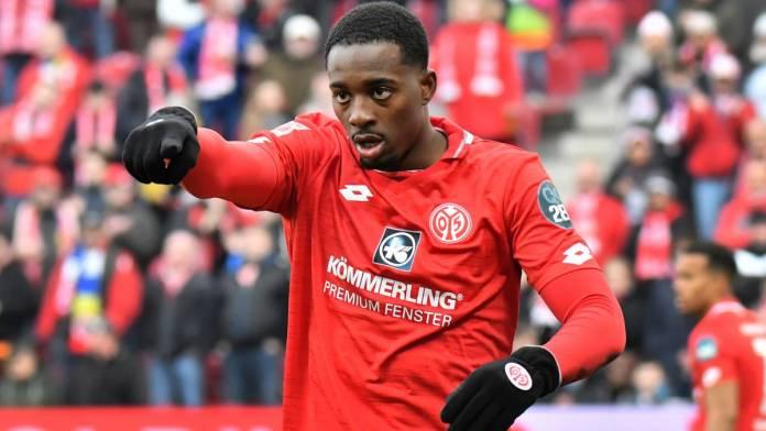 Crystal Palace Sedikit Lagi Dapatkan Penyerang Mainz dengan Status Pinjaman