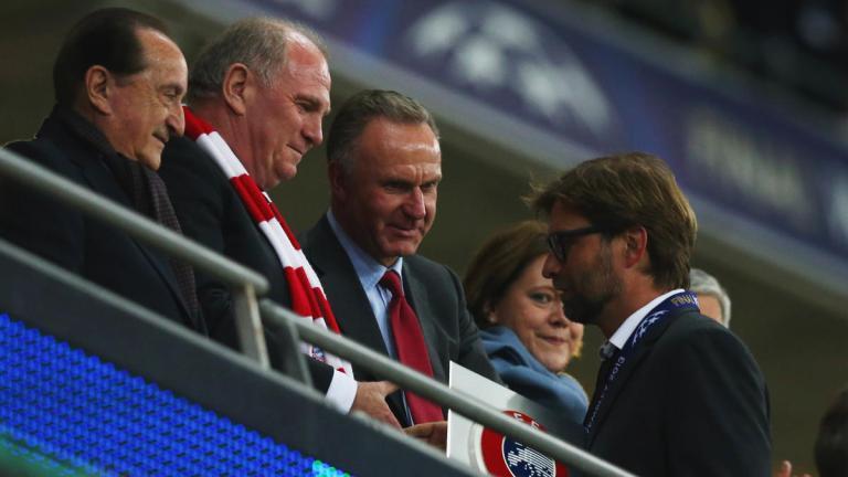Jurgen Klopp Pernah Dihubungi Bayern Munchen untuk Menjadi Pelatih