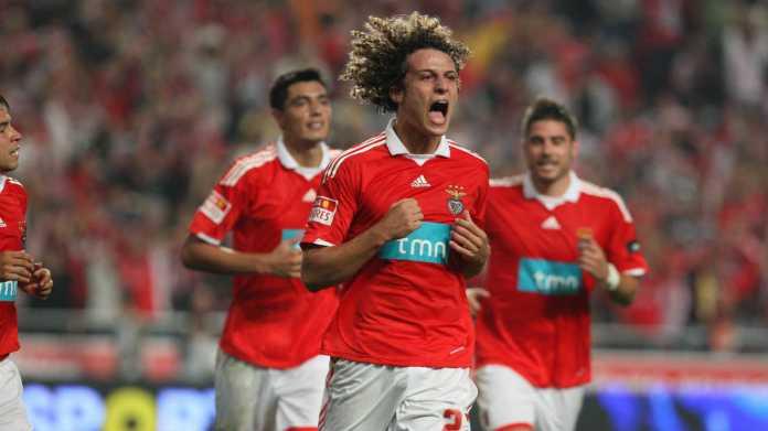 David Luiz Diminta untuk Kembali Memperkuat Benfica sebelum Pensiun