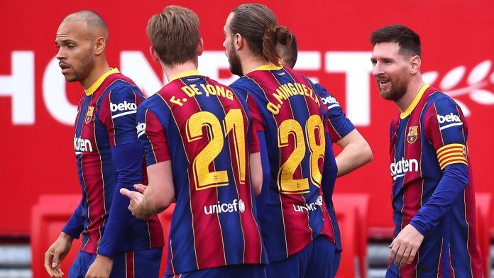 Prediksi Bola Barcelona vs Getafe: Messi Tak Terhentikan