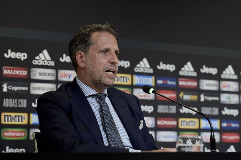 Fabio Paratici Yakin Juventus Akan Sukses Dibawah Arahan Andrea Pirlo