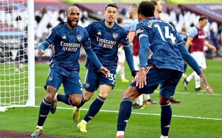 Sempat Tertinggal Tiga Gol, Arsenal Berhasil Comeback 3-3 dari West Ham United